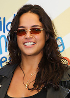 "BEVERLY HILLS, CA, USA - JUNE 14: Michelle Rodriguez at the Children Mending Hearts' 6th Annual Fundraiser ""Empathy Rocks: A Spring Into Summer Bash"" on June 14, 2014 in Beverly Hills, California, United States. (Photo by Celebrity Monitor)"