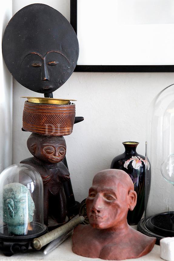 decorative bust
