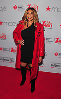 NEW YORK, NY - February 8: Wendy Williams at the Red Dress / Go Red For Women Fashion Show at Hammerstein Ballroom on February 8, 2018 in New York City Credit: John Palmer / MediaPunch