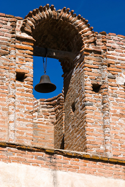 Bell tower, Tumacacori Mission, Tumacacori National Historical Park