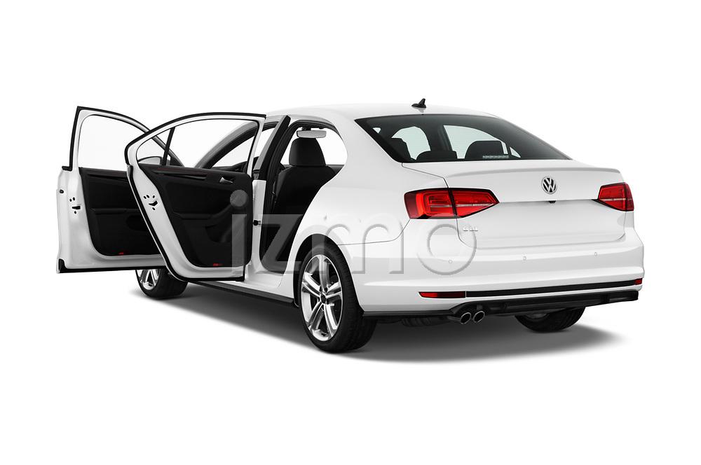 Car images of 2017 Volkswagen Jetta GLI 4 Door Sedan Doors