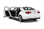 Car images of 2017 Volkswagen Jetta GLI 4 Door Sedan Doors