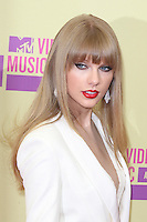 LOS ANGELES, CA - SEPTEMBER 06: Taylor Swift at the 2012 MTV Video Music Awards at The Staples Center on September 6, 2012 in Los Angeles, California. &copy;&nbsp;mpi28/MediaPunch inc. /NortePhoto.com<br />