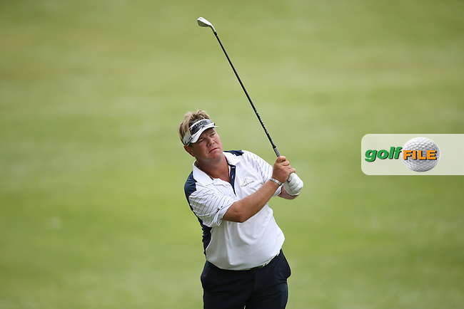 Titch Moore (RSA) during Round Two of the Africa Open 2015 at the East London Golf Club, East London, Eastern Cape, South Africa. Picture:  David Lloyd / www.golffile.ie. 06/03/2015