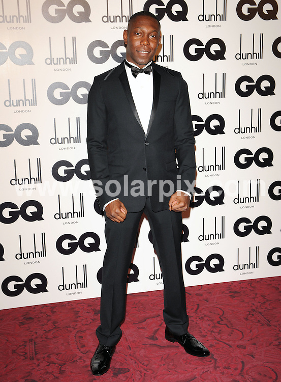 **ALL ROUND PICTURES FROM SOLARPIX.COM**.**WORLDWIDE SYNDICATION RIGHTS**.The GQ Men of the year Awards 2010. Held at the Royal Opera House, Covent Garden, London, on Tuesday September 07, 2010.This pic: Dizzee Rascal..JOB REF: 12052 SSD     DATE: 07_09_2010.**MUST CREDIT SOLARPIX.COM OR DOUBLE FEE WILL BE CHARGED**.**MUST NOTIFY SOLARPIX OF ONLINE USAGE**.**CALL US ON: +34 952 811 768 or LOW RATE FROM UK 0844 617 7637**