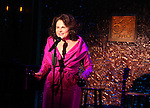 Tovah Feldshuh performing a press preview of her show 'On, Off and Now Under Broadway' at 54 Below in New York City on 1/15/2013