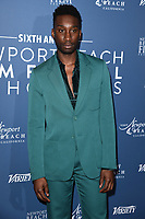 Nathan Stewart-Jarrett<br /> arriving for the Newport Beach Film Festival UK Honours 2020, London.<br /> <br /> ©Ash Knotek  D3551 29/01/2020