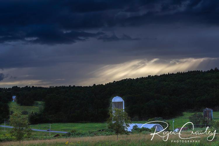 Hawkins Farm in East Montpelier Vermont