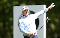 Justin Rose - BMW Golf at Wentworth - Day 1 - 21/05/15 - MANDATORY CREDIT: Rob Newell/GPA/REX -