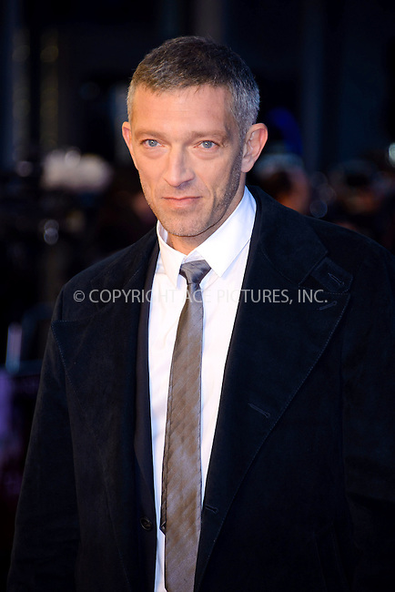 WWW.ACEPIXS.COM....US Sales Only....March 19 2013, London....Vincent Cassel at the World premiere of 'Trance' held at the Odeon West End on March 19 2013  in London ....By Line: Famous/ACE Pictures......ACE Pictures, Inc...tel: 646 769 0430..Email: info@acepixs.com..www.acepixs.com