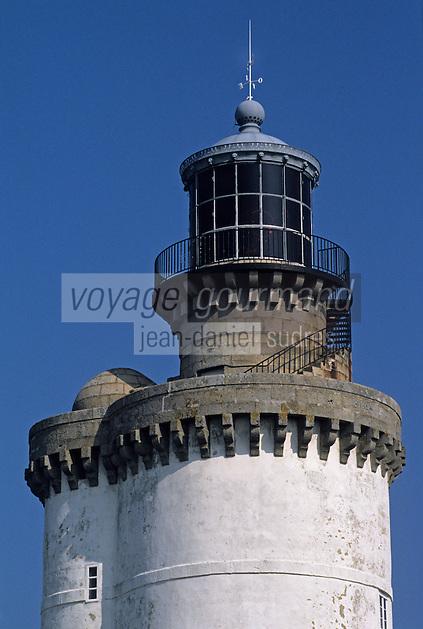 Europe/France/Bretagne/29/Finistère/Ile d'Ouessant: Le phare du Stiff
