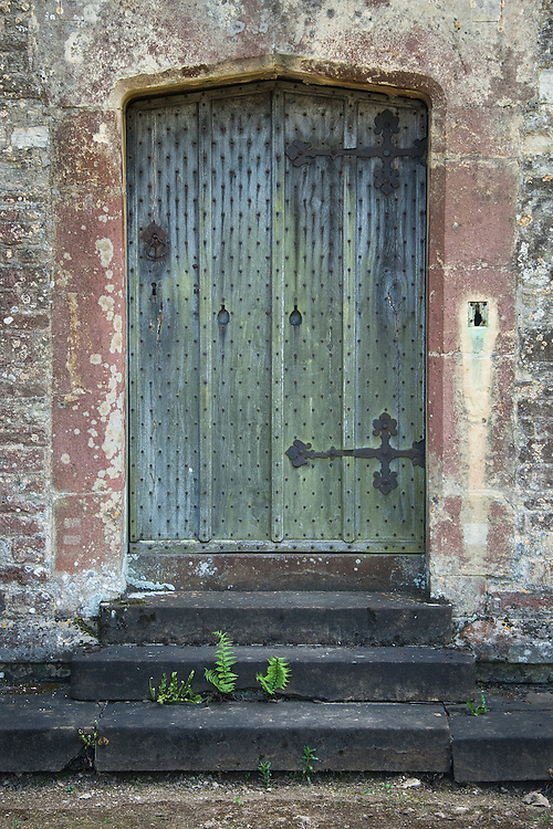 Door, Rousham House.