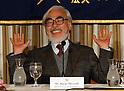 Hayao Miyazaki at FCCJ