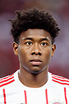 Bayern Munich Defender David Alaba getting into the field during the International Champions Cup match between FC Bayern and FC Internazionale at National Stadium on July 27, 2017 in Singapore. Photo by Marcio Rodrigo Machado / Power Sport Images