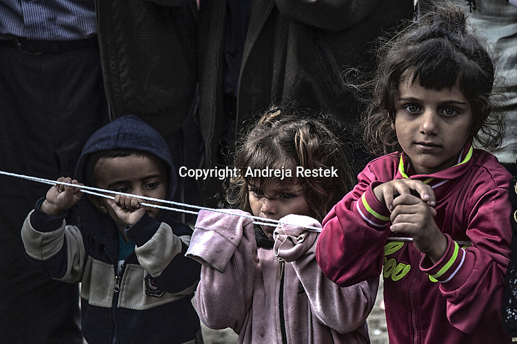 Beograd, Serbia, refugee