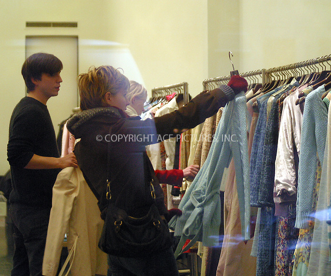 Actress Kirsten Dunst hits Soho boutiques as she is spotted shopping at Marc Jacobs Store. New York City, March 17, 2004. Please byline: Brian Flannery/ACE Pictures.   ..*PAY-PER-USE*      ....IMPORTANT: Please note that our old trade name, NEW YORK PHOTO PRESS (NYPP), is replaced by our new name, ACE PICTURES. New York Photo Press and ACE Pictures are owned by All Celebrity Entertainment, Inc.......All Celebrity Entertainment, Inc:  ..contact: Alecsey Boldeskul (646) 267-6913 ..Philip Vaughan (646) 769-0430..e-mail: info@nyphotopress.com