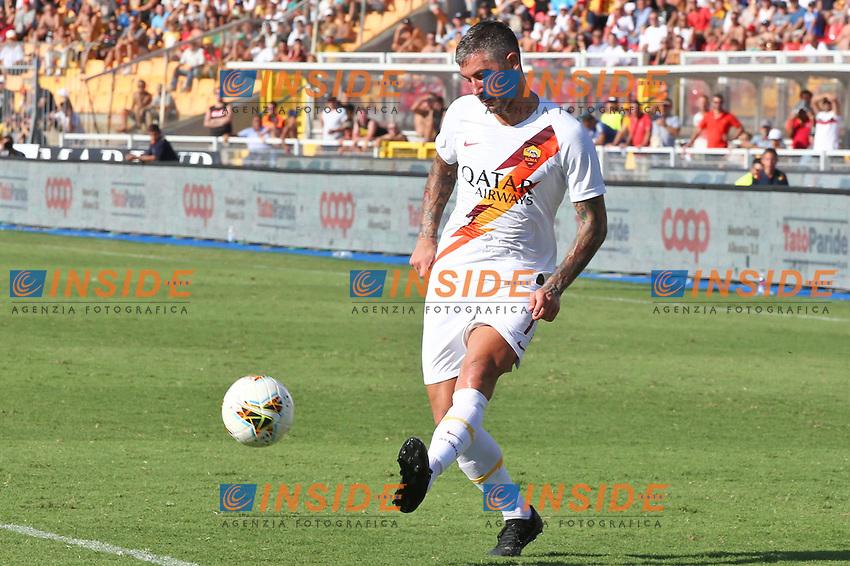 Aleksandar Kolarov AS Roma <br /> Lecce 29/09/2019 Stadio Via del Mare <br /> Football Serie A 2019/2020 <br /> US Lecce - AS Roma <br /> Photo Gino Mancini / Insidefoto