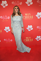 British actress Elizabeth Hurley arrives at the gala of the mon Cheri Barbara DAy at the Postpalast in Munich, Germany, 30 November 2017. The sweet manufacturer initiated a donation campaign on the 'Barbara Tag' for the charitable organisation 'German Doctors e.V.'. Photo: Ursula Düren/dpa /MediaPunch ***FOR USA ONLY***