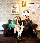 Jun 02, 2013: HAIM - Photosession in Paris