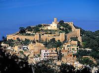 Spanien, Balearen, Mallorca, Capdepera: Castell | Spain, Balearic Islands, Mallorca, Capdepera: Castell