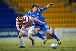 St Johnstone v Hamilton Accies 01.02.11
