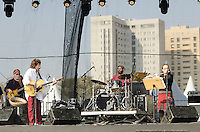 SÃO PAULO,SP, 18.06.2016 - SHOW-SP - B4 Jazz Quartet, durante apresentação na segunda edição do Festival BB Seguridade de Blues e Jazz, no Parque Villa Lobos em São Paulo, neste sábado, 18. (Foto: Bete Marques/Brazil Photo Press)