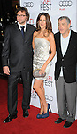 "HOLLYWOOD, CA. - November 03: Kirk Jones, Kate Beckinsale, Robert De Niro arrive at the AFI FEST 2009 Screening Of Miramax's ""Everbody's Fine"" at Grauman's Chinese Theatre on November 3, 2009 in Hollywood, California."