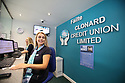 Staff members Antiona Cunningham (right) and Jennifer Forde (left) inside the Northumberland Street Branch in Belfast. July 5, 2018. Photo/Paul McErlane