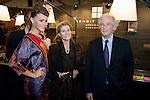 Princesse Léa de Belgique inaugure le salon du Chocolat à Bruxelles
