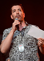 09 June 2018 - Nashville, Tennessee - Jonathan Scott. 2018 CMA Music Fest Nightly Concert held at Nissan Stadium.  <br /> CAP/ADM/LF<br /> &copy;LF/ADM/Capital Pictures