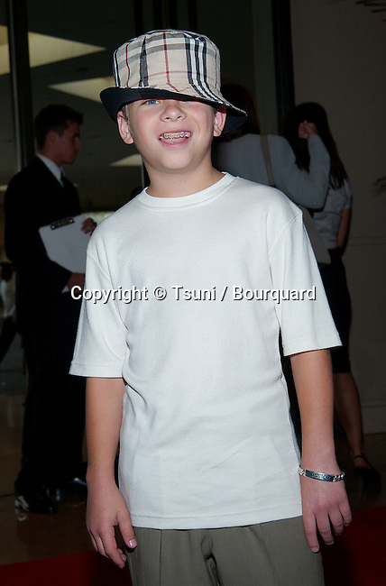 Jonathan Lipnicki arriving at the 4th Annual Family Television Awards at the Beverly Hilton in Beverly Hills, Los Angeles. July 31, 2002.           -            LipnickiJonathan01D.jpg