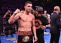 LOS ANGELES - SEPTEMBER 28:  Josesito Lopez at the Fox Sports PBC Pay-Per-View fight night on September 28, 2019 in Los Angeles, California. (Photo by Frank Micelotta/Fox Sports/PictureGroup)