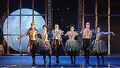 "L-R: Joe Walkling as Autumnus, Mari Kamata as Ardor, Christopher Marney as Count Lilac, Kate Lyons as Hibernia, Liam Mower as Tantrum and Sophia Hurdley as Feral. World premiere of Matthew Bourne's ""Sleeping Beauty"" at Sadler's Wells. Running from 4 December 2012 to 26 January 2013. Dancers of this section: Christopher Marney, Mari Kamata, Kate Lyons, Joe Walkling, Sophia Hurdley and Liam Mower. Photo credit: Bettina Strenske"