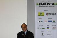 s&Atilde;O PAULO, SP, 20.12.13. R&Eacute;VEILLON NA PAULISTA - Marcelo Rehder, presidente da SPTuris, durante coletiva de imprensa na presenta&ccedil;&atilde;o do evento R&eacute;veillon na Paulista,<br /> que aconteceu  no Pal&aacute;cio das Conven&ccedil;&otilde;es do Anhembi, em S&atilde;o Paulo, nesta sexta-feira, 20. (Foto: Geovani Velasquez / Brazil Photo Press)