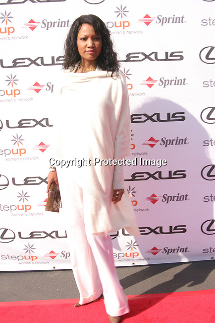 Garcelle Beauvais-Nilon<br />