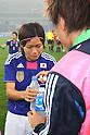 Nahomi Kawasumi (JPN), September 11, 2011 - Football / Soccer : Women's Asian Football Qualifiers Final Round for London Olympic Match between Japan 1-0 China at Jinan Olympic Sports Center Stadium, Jinan, China. (Photo by Daiju Kitamura/AFLO SPORT) [1045]