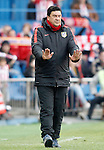 Atletico de Madrid's second coach German Mono Burgos during La Liga match. April 23,2016. (ALTERPHOTOS/Acero)