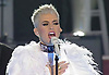 04.06.2017; Manchester, UK: KATY PERRY<br /> performs at the One Love Manchester concert at the Old Trafford in Manchester.<br /> The charity concert which she helped organise was held to help raise money for the We Love Manchester Emergency Fund, for the victims of the terror attack of May 22nd. <br /> Justin Bieber, Coldplay, Miley Cyrus, Katy Perry, Pharrell Williams, Black Eyed Peas, Usher, Take That and Robbie Williams were among those performing. <br /> Mandatory Credit Photo: &copy;NEWSPIX INTERNATIONAL<br /> <br /> Newspix International, 31 Chinnery Hill, Bishop's Stortford, ENGLAND CM23 3PS<br /> Tel:+441279 324672  ; Fax: +441279656877<br /> Mobile:  07775681153<br /> e-mail: info@newspixinternational.co.uk<br /> Please refer to usage terms. All Fees Payable To Newspix International