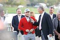 Tyrrell Hatton (ENG) after the final round of the Arnold Palmer Invitational presented by Mastercard, Bay Hill, Orlando, Florida, USA. 08/03/2020.<br /> Picture: Golffile | Scott Halleran<br /> <br /> <br /> All photo usage must carry mandatory copyright credit (© Golffile | Scott Halleran)