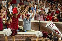 NWA Democrat-Gazette/BEN GOFF @NWABENGOFF<br /> Arkansas vs Ole Miss Saturday, Sept. 7, 2019, at Vaught-Hemingway Stadium in Oxford, Miss.