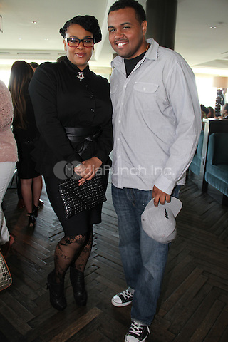 BEVERLY HILLS - FEBRUARY 9, 2013.. Roc Nation brunch at Soho House February 9, 2013 in Beverly Hills, CA....© Walik Goshorn/Mediapunchinc