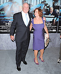Jerry Weintraub and Susan Ekins attends The HBO Premiere of HIS WAY Documentary held at Paramount Theater in Los Angeles, California on March 22,2011                                                                               © 2010 DVS / Hollywood Press Agency