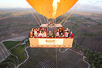 20151208 08 December Hot Air Balloon Cairns