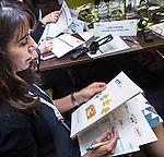 "BRUSSELS - BELGIUM - 23 November 2016 -- European Training Foundation (ETF) Conference on ""GETTING ORGANISED FOR BETTER QUALIFICATIONS"". Professor Lori Foster, North Carolina State University.  -- PHOTO: Juha ROININEN / EUP-IMAGES"