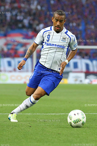 Ademilson (Gamba),<br /> MAY 29, 2016 - Football / Soccer :<br /> 2016 J1 League 1st stage match between F.C.Tokyo 1-0 Gamba Osaka at Ajinomoto Stadium in Tokyo, Japan. (Photo by AFLO)