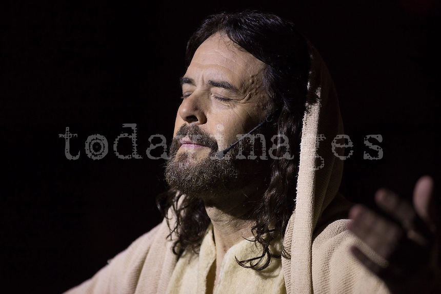 Cristobal Lopez as Jesus of Nazareth