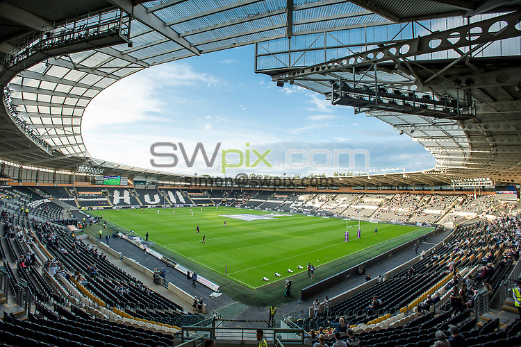 Picture by SWpix.com - KC Stadium, Hull, England - Hull will play host to the Rugby League World Cup 2021.