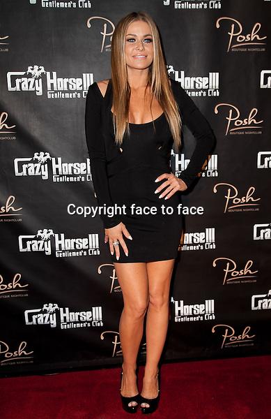 LAS VEGAS, NV - May 4: Carmen Electra hosts at Crazy Horse 3 Gentlemen's Club on May 4, 2013 in Las Vegas, NV...Credit: MediaPunch/face to face..- Germany, Austria, Switzerland, Eastern Europe, Australia, UK, USA, Taiwan, Singapore, China, Malaysia, Thailand, Sweden, Estonia, Latvia and Lithuania rights only -