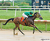 Mizz Martha winning at Delaware Park on 8/11/15