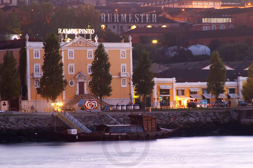 ramos pinto burmester port lodge av. diogo leite vila nova de gaia porto portugal
